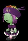 Violet Droll