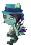 Mrs. Peacock