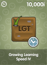 Growing Learning Speed IV