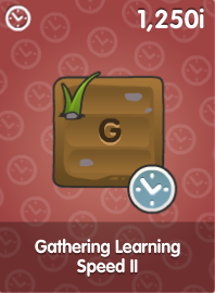 Gathering Learning Speed II