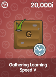 Gathering Learning Speed V