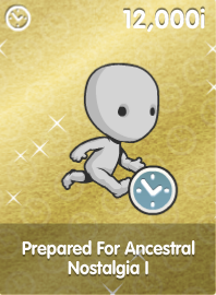 Prepared For Ancestral Nostalgia I